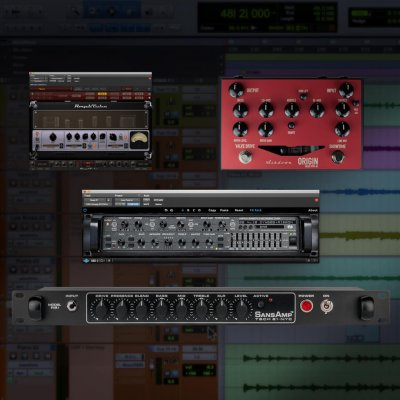 Bass Amp Simulators | Greg Wells