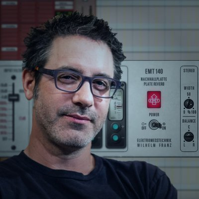 Complex Plate Reverb With Ryan Hewitt