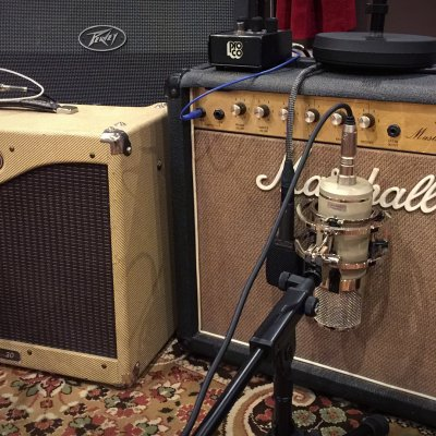 Double-Tracking Rock Electric Guitars