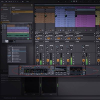 ill Factor Ableton Live Overview