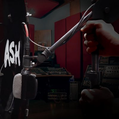 Jacquire King Microphone Position On Drums