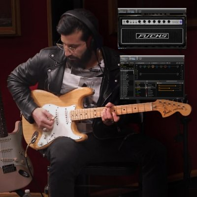 Jacquire King Reinforcing A Guitar Tone