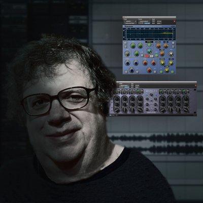 Mick Guzauski Stereo Bus EQ