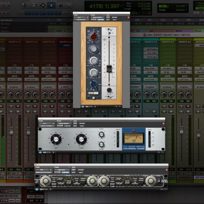 Parallel Compression Vocals | Vance Powell