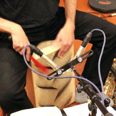 Recording Cajon and Mixing Tips