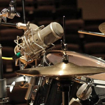 Recording Drums with Lauten Audio Microphones