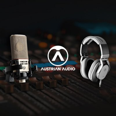 Austrian Audio Giveaway