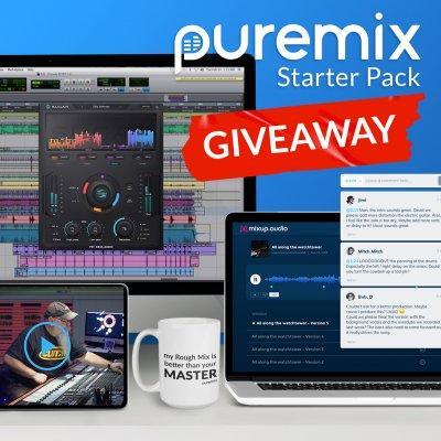 pureMix Starter Pack Giveaway