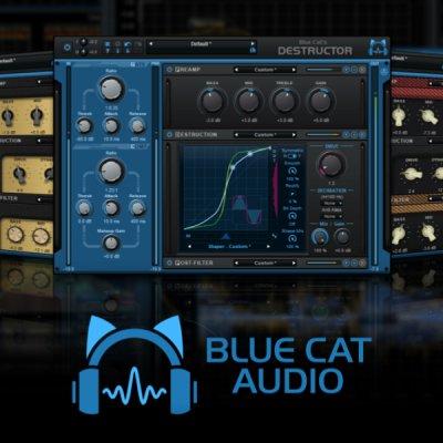 Blue Cat Audio Plugin Giveaway