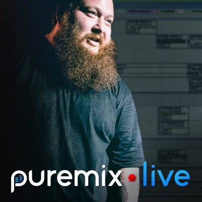 Ryan West Mixing Action Bronson Live Session