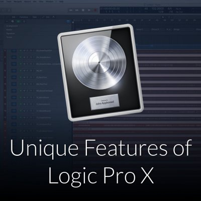 Unique Features of Logic Pro X