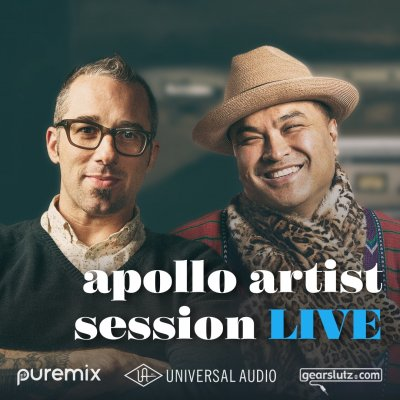 Apollo Artist Session with Joel Hamilton & Lyrics Born