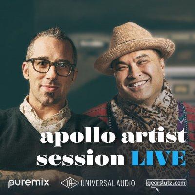 Apollo Artist Session with Joel Hamilton & Lyrics Born