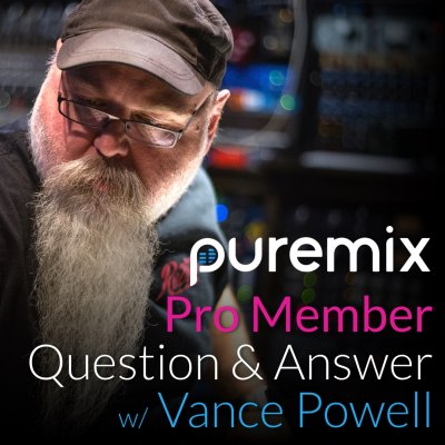 Vance Powell Q&A