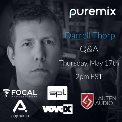 Darrell Thorp Q&A - Stephan Petrocca Mix Contest Wrapup