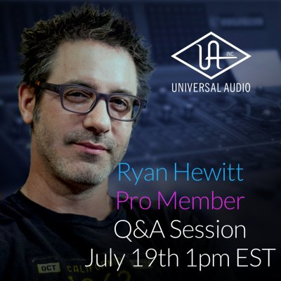 Ryan Hewitt Q&A - The Lumineers Mix Contest Wrapup