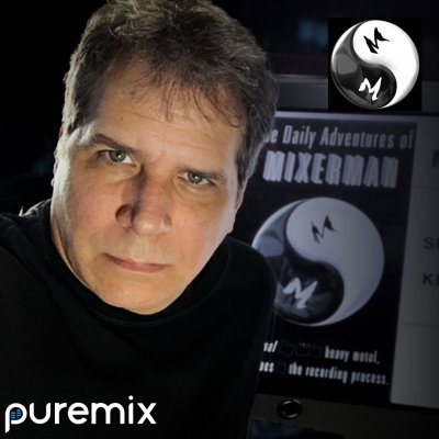 Mixerman Eric Sarafin Q&A