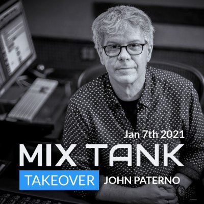 John Paterno Mix Tank Takeover