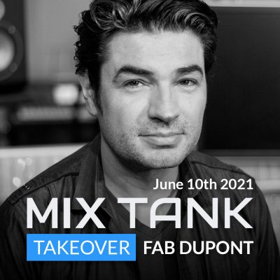 Fab Dupont Mix Tank Takeover