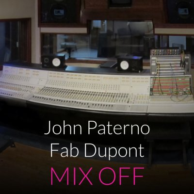 Fab Dupont vs John Paterno Mix Off