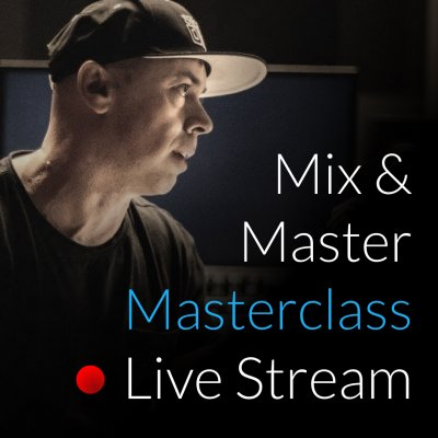 Dance Pro-Mix & Master Workshop Live Stream