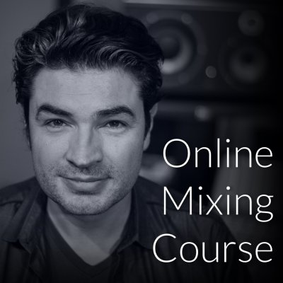 Interactive Online Mixing Course with Fab Dupont