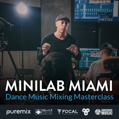 MiniLab Miami Dance Mixing Masterclass