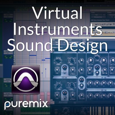 Virtual Instruments Sound Design in Pro Tools October 2017