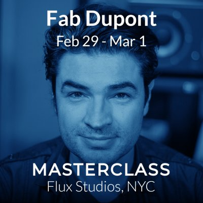 Fab Dupont Feb 29 - March 1 2020