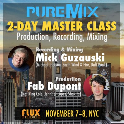 November 2015 - NYC - Mick Guzauski