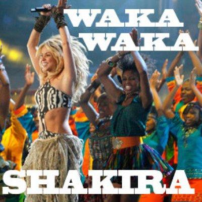 Waka Waka - Shakira / Freshlyground