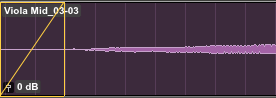 fade in pro tools