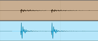 Waveforms, so mysterious