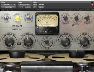 Lead Vocals Kramer Tape