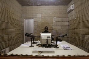 Egg Carton Recording Studio