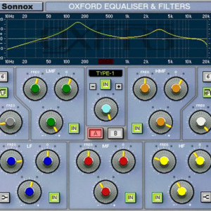 sonnox eq plugin