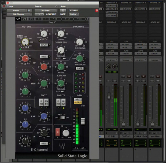 Chris Lord-Alge Mixing Vocals In-The-Box | pureMix net