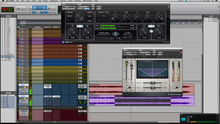 Getting Wide Mixes | pureMix net