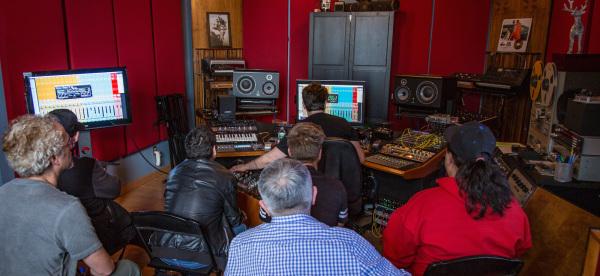 pureMix Mixing Masterclass
