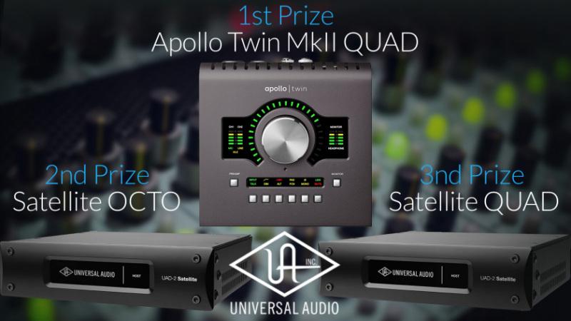 Universal Audio Prizes