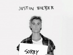 Justin Bieber Sorry CD Cover