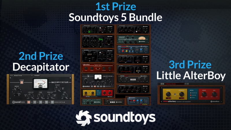 Win Big with Soundtoys