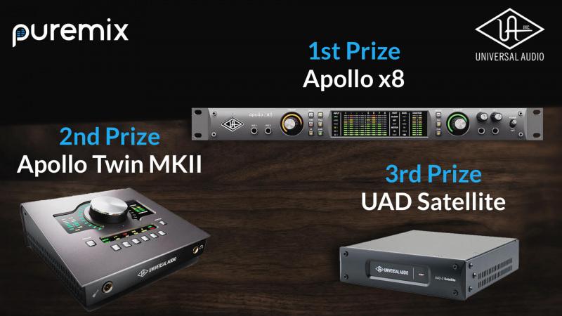 Win Big with Universal Audio