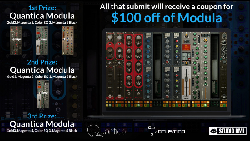 Win Big with Quantica Audio and Studio DMI