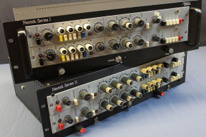 Luca Pretolesi First Piece of Pro Gear for Mixing Series One EQ