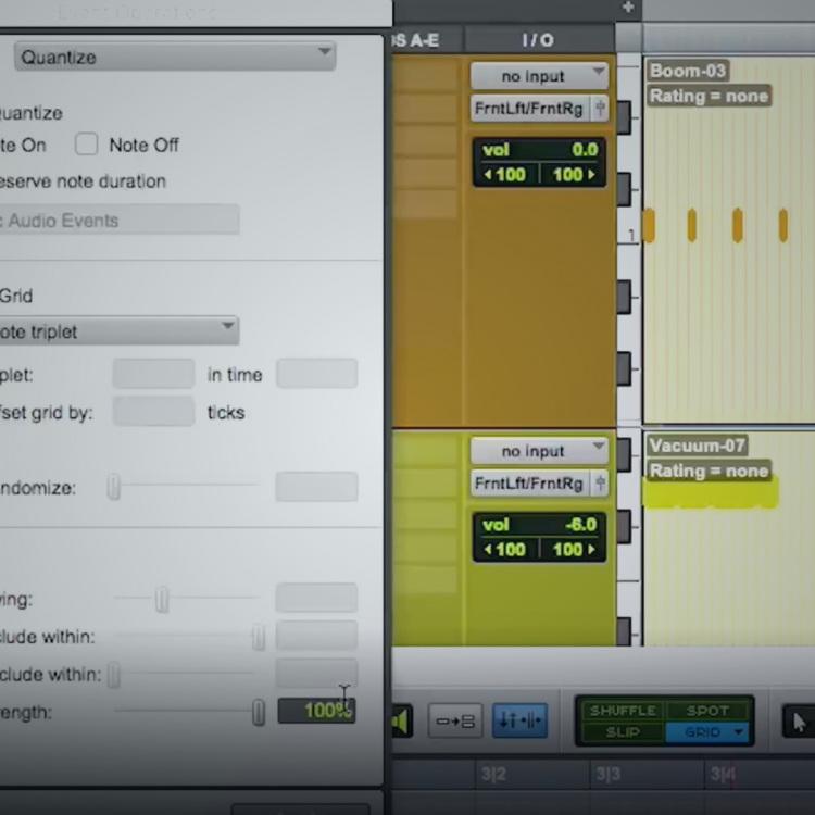 MIDI in Pro Tools Masterclass