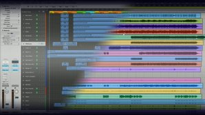 Export from Logic to Pro Tools