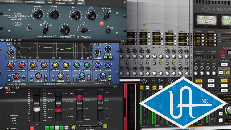 Uad plugin mixing tutorial how to mix a singer songwriter using how to mix with uad plugins stopboris Image collections