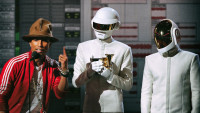 Inside The Mix: Pharrell Williams & Daft Punk