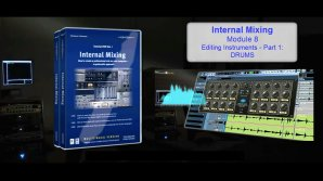 Internal Mixing: Module 8 - Drum Mixing